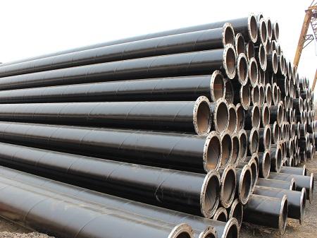 3PE螺旋钢管