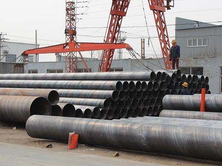 天津螺旋钢管厂